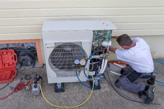 Få 3 priser på en luft til vand varmepumpe