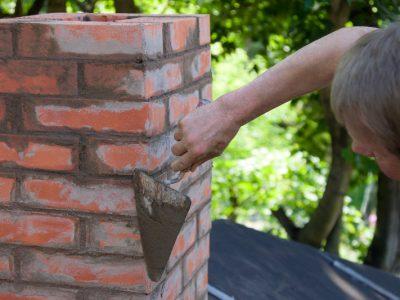 Få 3 tilbud på renovering af skorsten