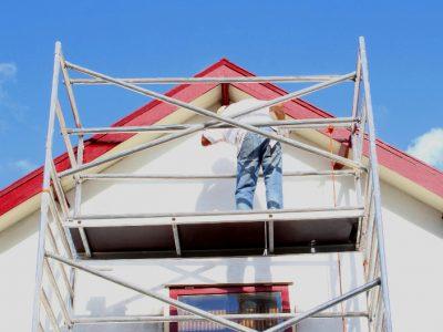 Find en billig facademaler nemt og hurtigt