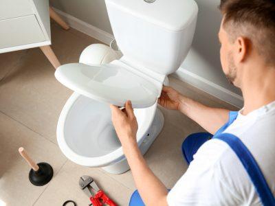Få 3 tilbud på montering af nyt toilet